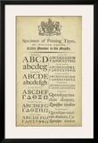 Encyclopediae VI Prints by  Chambers