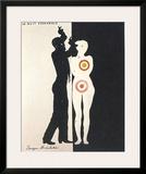 La Nuit espagnole, c.1922 Prints by Francis Picabia