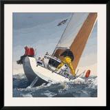 Petite Brise Prints by Guy Dekeryver