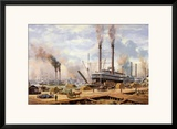 New Orleans Print by Roy Cross