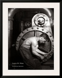 Powerhouse Mechanic Prints by Lewis Wickes Hine