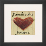 Families are Forever Posters by Karen Tribett