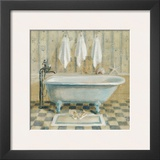 Victorian Bath IV Prints by Danhui Nai
