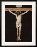 Velazquez - The Crucifixion Poster by Velazquez Diego