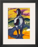 Blue Horse II Prints by Franz Marc