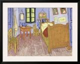 The Bedroom at Arles, c.1887 Prints by Vincent van Gogh