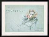 Querelle Zyklus Poster by Jurgen Draeger