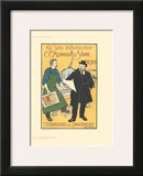 C.C. Meinhold & Sohne Prints by Hermann Behrens