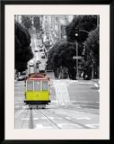 Cablecar in San Francisco Prints