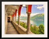 Summer on Lake Maggiore Posters