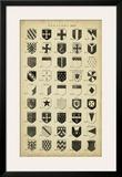 Vintage Heraldry II Prints by  Chambers
