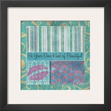 Be Your Own Beautiful Prints by Louise Carey