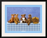 Teddy Bears 2 Posters by Anne Geddes