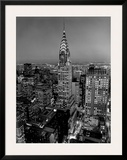 New York, New York, Chrysler Building Prints by William Van Alen