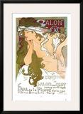 Salon des Cent Posters by Alphonse Mucha