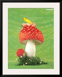 Erin as Toadstool Posters by Anne Geddes