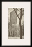 Flatiron Building Posters by Alfred Stieglitz