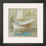 Victorian Bath III Posters by Danhui Nai