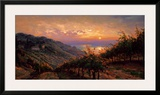 Tuscany Reflections Prints by Leon Roulette