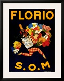 Florio, 1915 Posters by Marcello Dudovich
