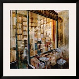 Librairie Prints by Noemi Martin