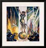 Chicago World's Fair, 1933 Prints by Glen C. Sheffer