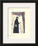 Lippincott's Posters by Will L. Carqueville