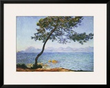 Antibes Posters by Claude Monet