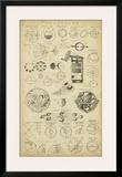 Encyclopediae II Prints by  Chambers