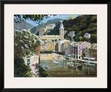 Portofino Posters by Reyn Reynolds