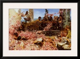 The Roses of Heliogabalus Prints by Sir Lawrence Alma-Tadema