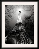Sa Majesté La Tour Eiffel Prints by Antoine Carrara
