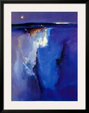 Violet Horizon Prints by Peter Wileman