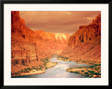 Grand Canyon at Sunset Posters