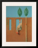 At the First Clear Word, c.1923 Prints by Max Ernst