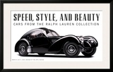 Speed, Style and Beauty Prints by Michael Furman