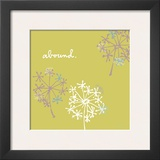 Queen Annes Lace Print by Peter Horjus