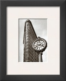 Fifth Avenue Clock Prints by Igor Maloratsky