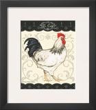 Le Coq I Prints by Gwendolyn Babbitt