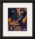 Movin' Strings Posters by David Garibaldi