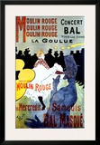 Moulin Rouge, c.1891 Framed Giclee Print