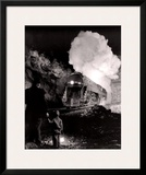 Montgomery Tunnel Near Christiansburg, Virginia, 1957 Prints by O. Winston Link
