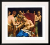Death of Cleopatra Prints by Guido Cagnacci