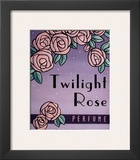 Twilight Rose Prints by Louise Max
