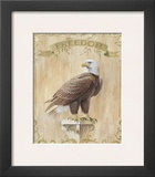 Freedom: Eagle Prints
