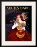 Aix-Les-Bains Posters by Leonetto Cappiello