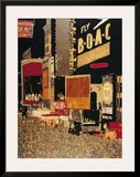 Broadway Prints by Bruno Wekemans