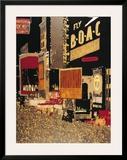 Broadway Prints by Bruno Wekemans