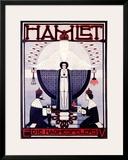 Hamlet Framed Giclee Print