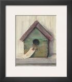 Birdhouse Poster by Carol Rowan